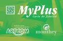 Carte MyPlus