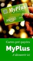 Portlet Carte pré-payée