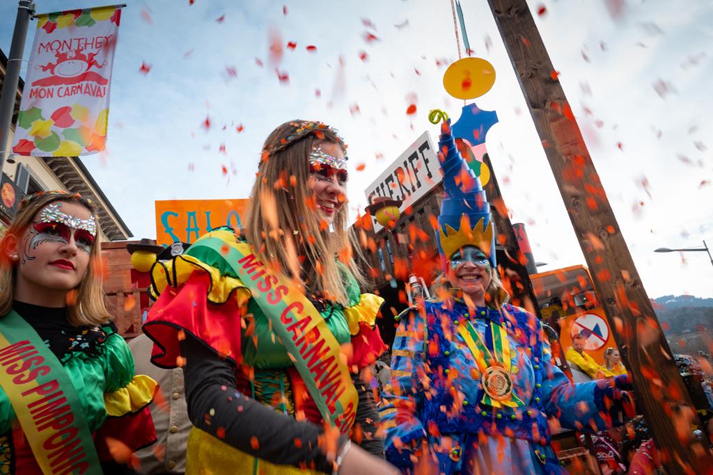La miss Carnaval 2019