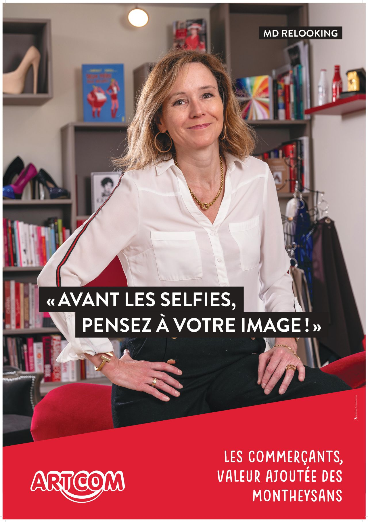 Affiche MD Relooking