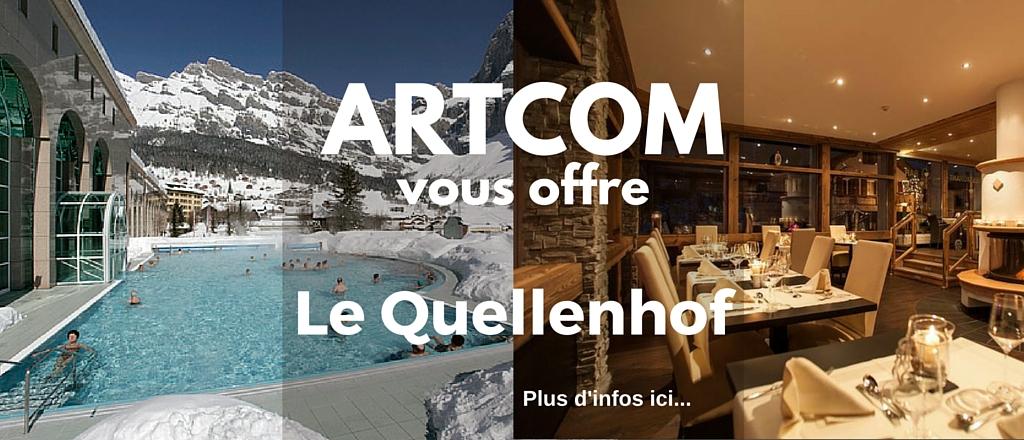 Concours Artcom - Quellenhof