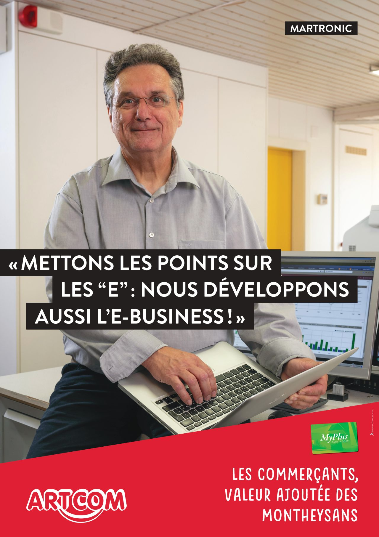 Affiche Martronic
