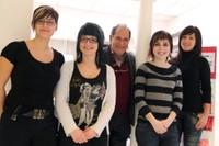 L'équipe du Salon ABC Coiffure à Monthey