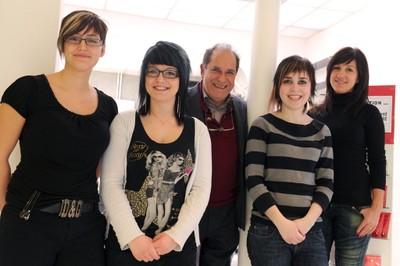 L'équipe du Salon ABC Angelo Boutique Coiffure à Monthey