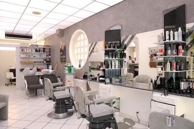 L'espace Homme du Salon ABC Angelo Boutique Coiffure à Monthey