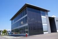 Centrale solaire BEM en façade