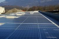 Centrale solaire BEM en toiture