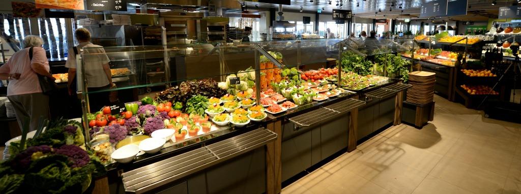 Manora buffet des salades