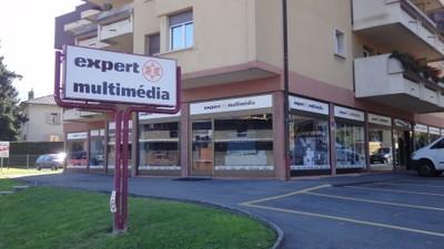 Logo expert multimédia SA