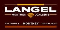 Logo Horlogerie-bijouterie Langel