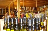 Choix immense de producteurs de vins