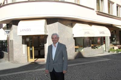 Alain Langel, le spécialiste Varilux à Monthey