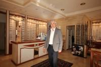 Alain Langel, spécialiste des lentilles de contact Ortho-K à Monthey