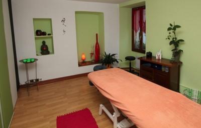 Apprécier un massage chez Luminescence à Monthey