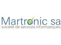 Logo Martronic SA