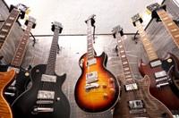 Des guitares Gibson