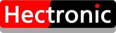 Logo rouge et noir de Hectronic